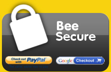 Bee Secure - Secure Online Shopping